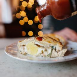 Breakfast Hand Pie