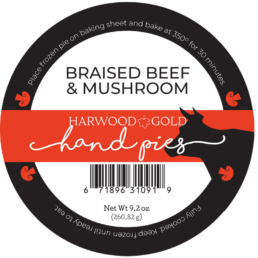Braised Beef & Mushroom