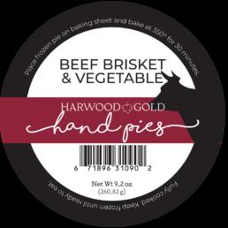 Beef Brisket & Vegetable