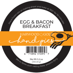 Egg & Bacon Breakfast