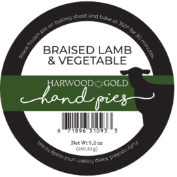 Lamb & Vegetable